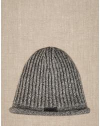 Belstaff Chloe Hat Mid Grey Melange