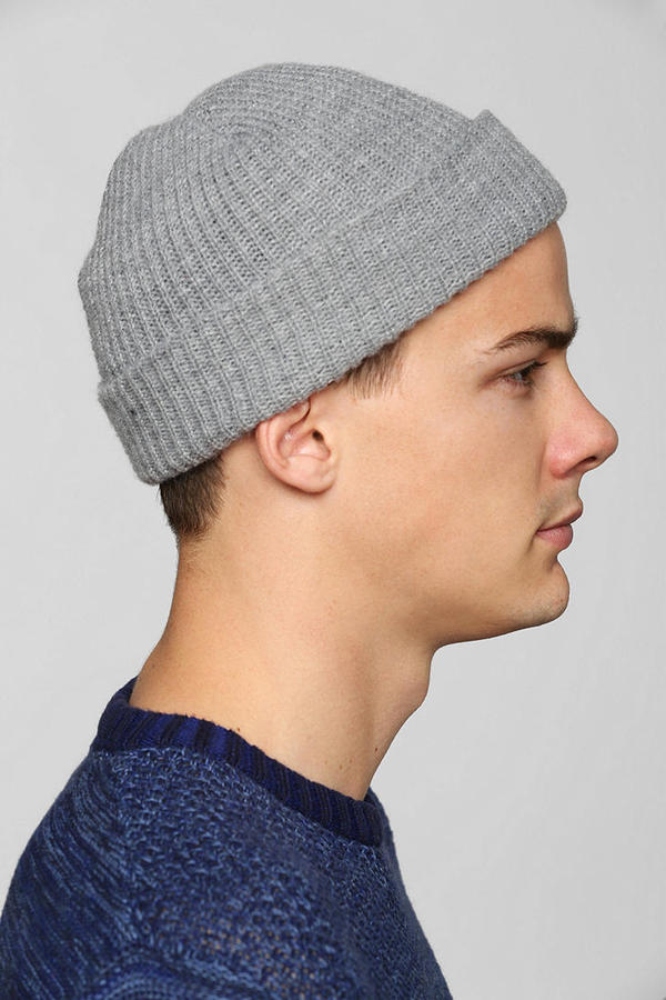 ... Grey Beanies Brushed Beanie ... 0cb940caa67
