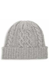 Saks Fifth Avenue Cable Beanie