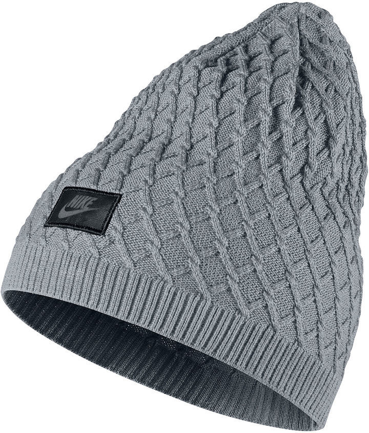 ... Nike Cable Knit Beanie c84f51155a9