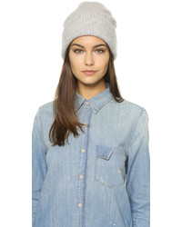 Forever 21Out of stock · White + Warren Cashmere Plush Rib Beanie b31fa8c28ff