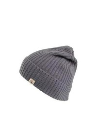 Converse Hats Converse Chilled Beanie Hat Grey