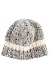 Thom Browne Donegal Wool Beanie