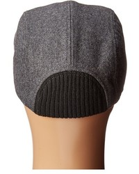 5c2f58ba Calvin Klein Flannel 5 Panel Ribbed Cap Beanies, $42 | Zappos ...