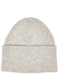 River Island Grey Chunky Knit Beanie