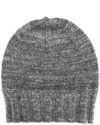 Isabel marant toile ribbed trim beanie medium 1317201