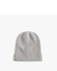 J.Crew Kids Ribbed Cashmere Hat