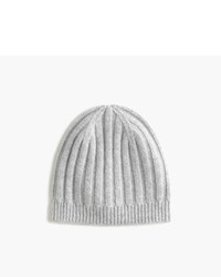 J.Crew Ribbed Cashmere Hat