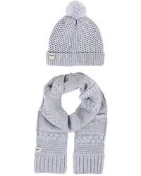 UGG Kids Novelty Beanie And Scarf Boxed Set Beanies