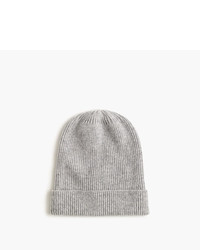 J.Crew Kids Ribbed Cashmere Hat