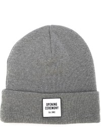 Logo patch beanie medium 443848