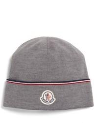 Logo patch wool beanie medium 5253874