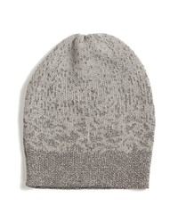 Eileen Fisher Metallic Beanie Hat