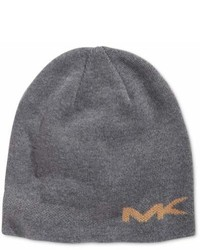 Michael Kors Michl Kors Reversible Beanie Hat Cam One Size