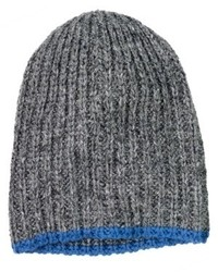 Nautica Hat Fisherman Stitch Tipped Beanie