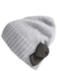 New york bow beanie ivory medium 841481
