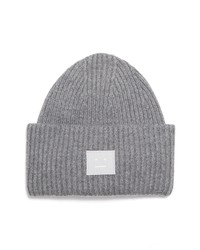 Acne Studios Pansy L Face Wool Beanie