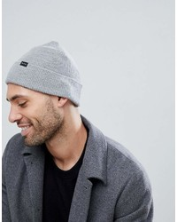 Paul Smith Ps Wool Beanie In Gray