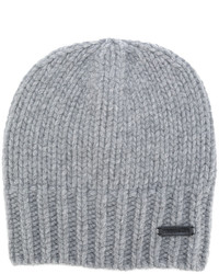 DSQUARED2 Ribbed Beanie