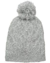 Coal The Sophie Cable Beanie With Pom