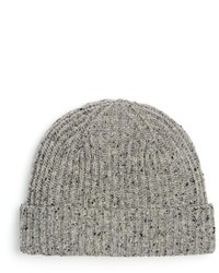The Store At Bloomingdales Donegal Flecked Beanie