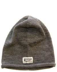 Ultras Soccer Wear Neutral FC Ultras Oversized Grey Beanie