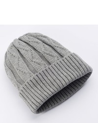 Urban Pipeline Cable Beanie