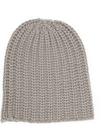 Warm Me Herringbone Beanie Hat