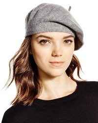 Bloomingdale's C By Cashmere Angelina Beret