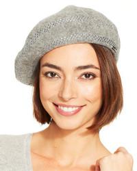 Calvin Klein Studded Wool Beret