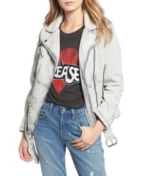 Levi's Oversize Denim Jacket With Faux