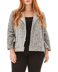 Elvi The Foval Bell Sleeve Biker Jacket
