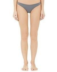 Malia Jones Basic Bikini Bottom Grey