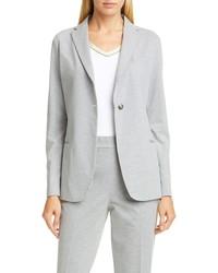 Fabiana Filippi Bead Detail Jersey Jacket
