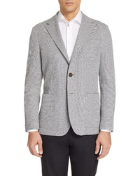 Canali Classic Fit Washed Sport Coat