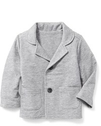 Old Navy French Terry Blazer For Baby