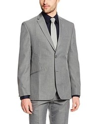 Haggar Stria Slim Fit Two Button Suit Separate Jacket