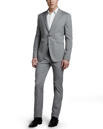 7c1970119a Theory Kris Cotton Blend Blazer, $525 | Neiman Marcus | Lookastic.com
