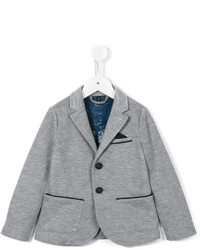 Armani Junior Melange Detail Blazer
