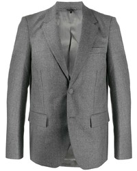 Helmut Lang Melange Single Breasted Blazer