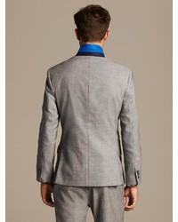 ff3d87db0d9b ... Banana Republic Modern Slim Fit Grey Suit Jacket