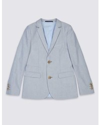 Marks and Spencer Oxford Textured Blazer