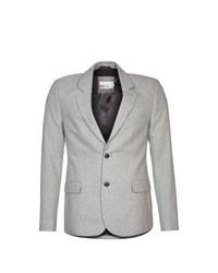 Pier One Suit Jacket Grey