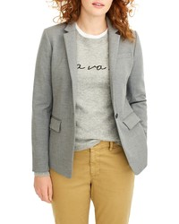 J.Crew Regent 4 Season Stretch Blazer