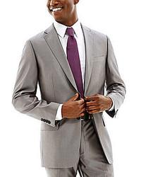 Claiborne Shimmer Herringbone Stretch Suit Jacket
