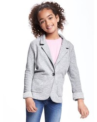 Old Navy Skinny Double Knit Blazer For Girls