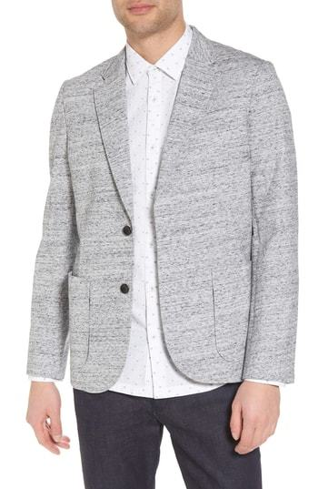 Good Man Brand Soft Cotton Unconstructed Blazer