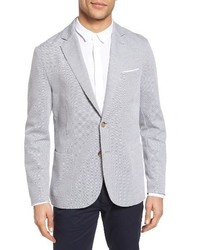 Trim fit jersey blazer medium 3943210