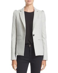 Veronica Beard Bodega Chevron Knit Blazer