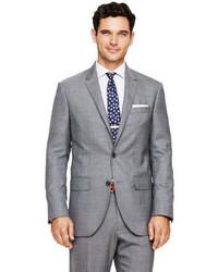 Club Monaco Wright Hopsack Suit Jacket
